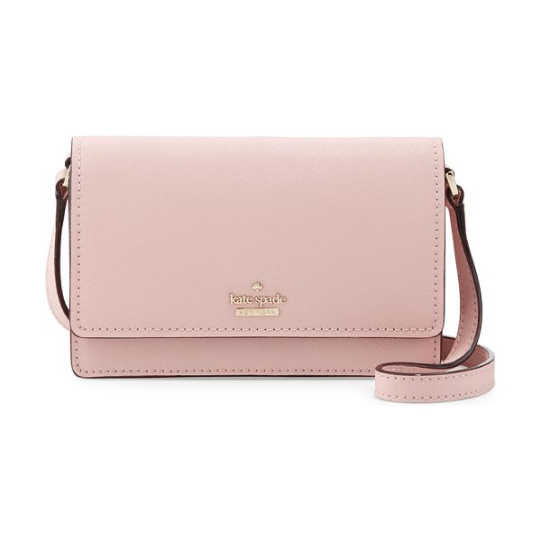KATE SPADE NEW YORK cameron street arielle crossbody bag - kate spade new york crosshatched leather crossbody bag....