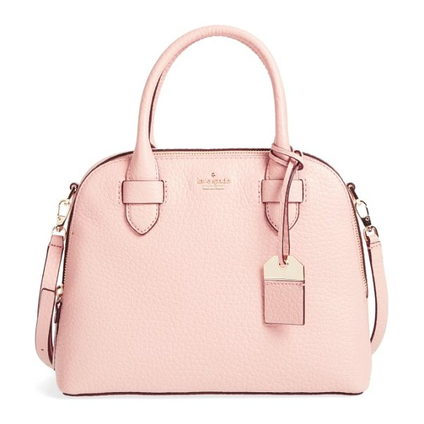 Kate Spade New York carter street in barely there - Instantly refine your around-town style with a...