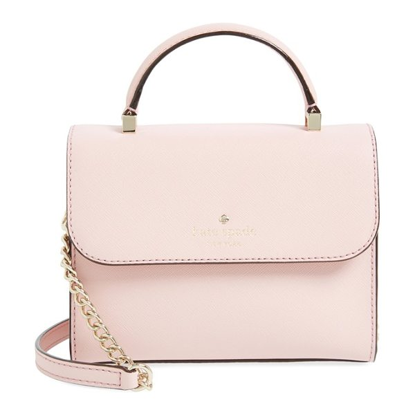 Kate Spade New York Cedar street in rose jade - Impeccably crafted and perfectly compact, the mini nora...
