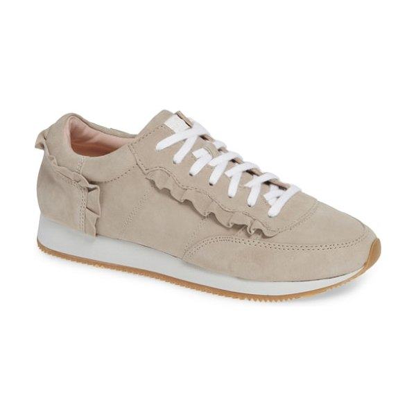 Kate Spade New York fariah sneaker in beige
