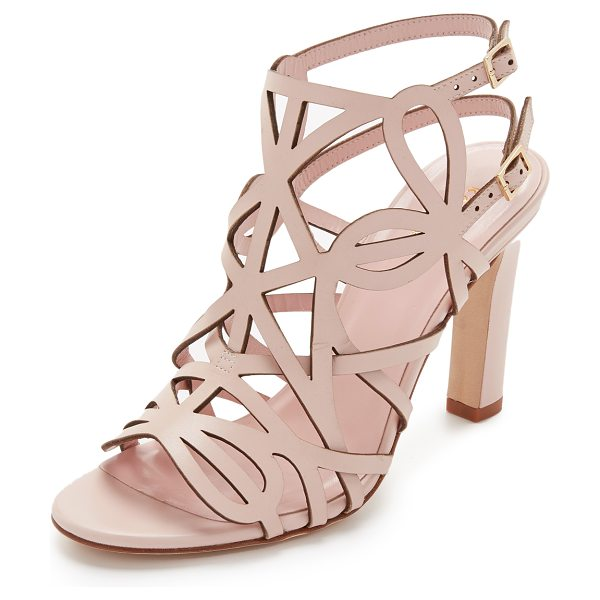 Kate Spade New York Illana sandals in pale pink