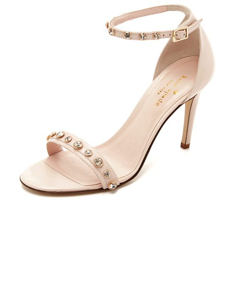 KATE SPADE NEW YORK Ivy sandals - Smooth leather Kate Spade New York sandals, accented...