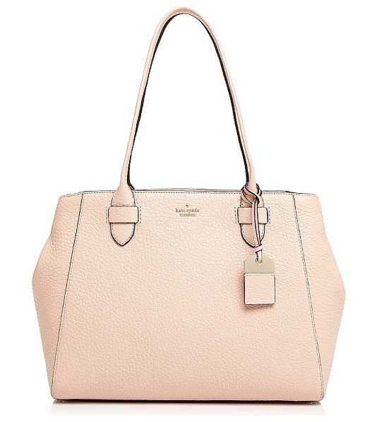 KATE SPADE NEW YORK kate spade new york Carter Street Ember Leather Tote - kate spade new york Carter Street Ember Leather Tote-Handbags