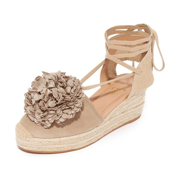 Kate Spade New York lafayette espadrille sandals in sand