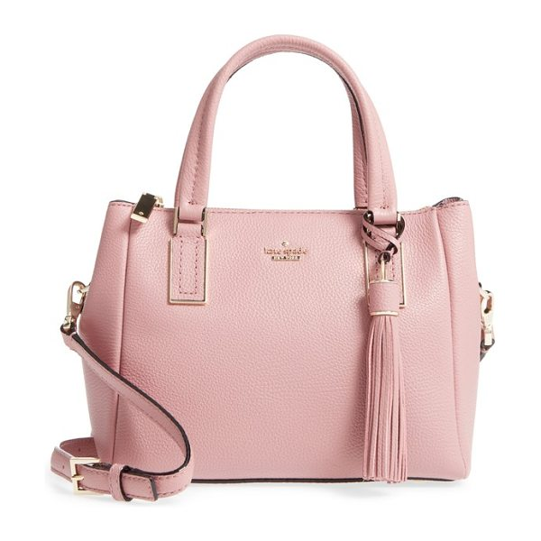 Kate Spade New York kingston drive in dusty peony