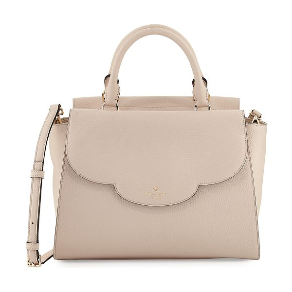 Kate Spade New York leewood place makayla leather tote bag in neutral pattern - kate spade new york pebbled leather tote bag. Available...