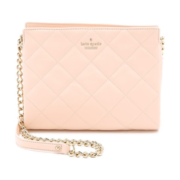KATE SPADE NEW YORK Mini convertible phoebe bag - A sophisticated Kate Spade New York cross body bag in...