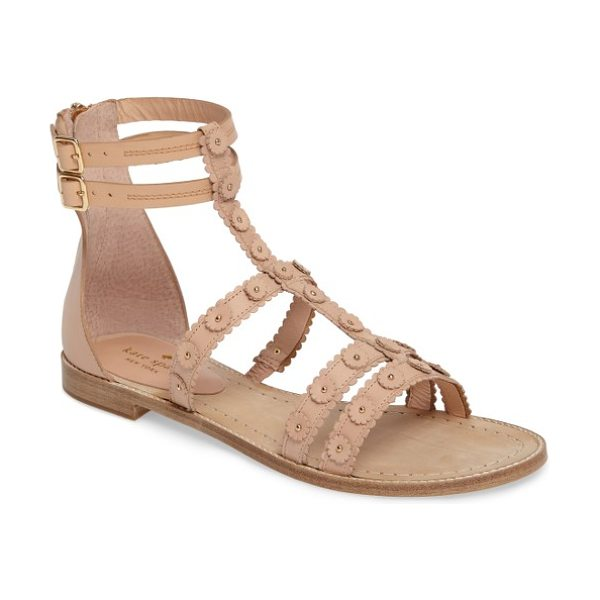 Kate Spade New York santina sandal in natural - Fierce meets feminine on this stunning...