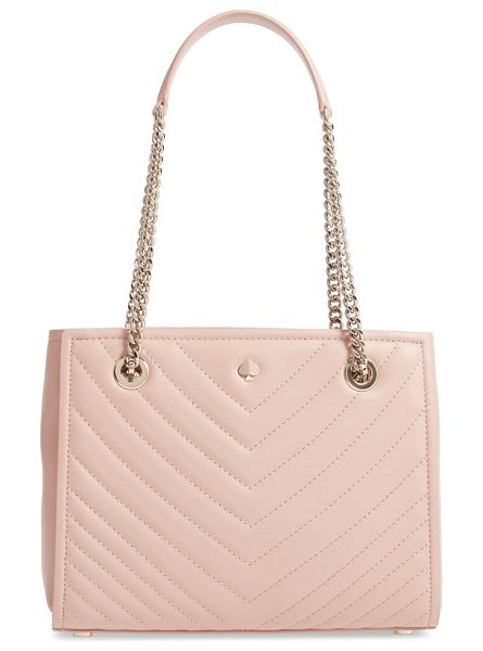 Kate Spade New York small amelia leather tote in pink