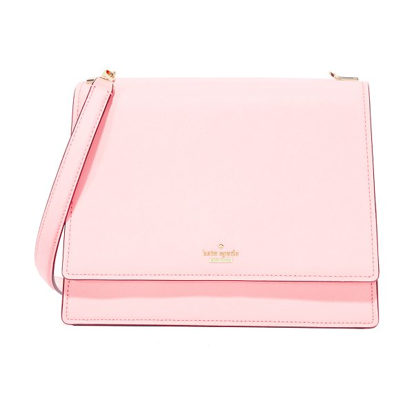 Kate Spade New York sophie shoulder bag in pink sunset - This sophisticated Kate Spade New York shoulder bag has...