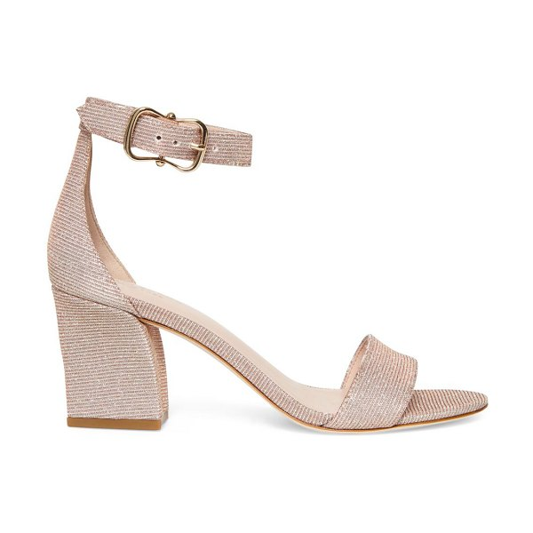 Kate Spade New York susane glitter leather sandals in pink