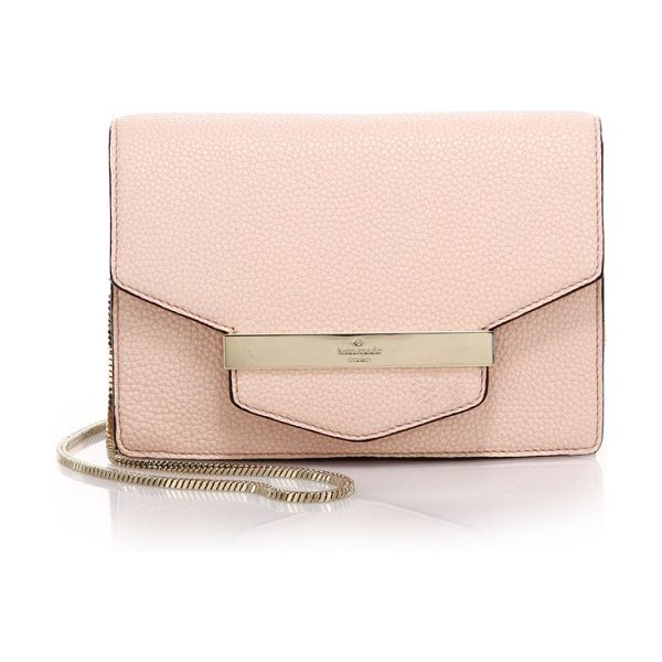 Kate Spade New York Tizzie leather crossbody bag in pink