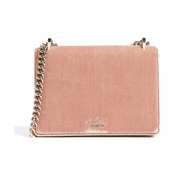 Kate Spade New York watson lane marci shoulder bag in ginger - A structured Kate Spade New York handbag crafted in...