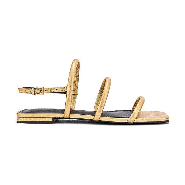 KENDALL + KYLIE nantes sandal in gold
