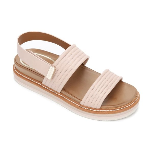Kenneth Cole laney simple sandal in pink