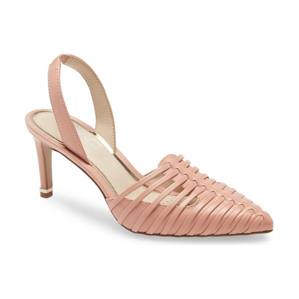Kenneth Cole riley 70 slingback pump in pink