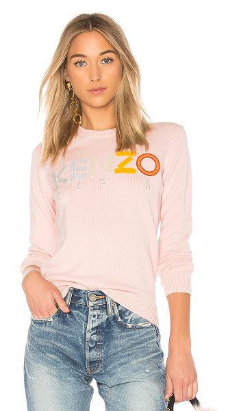 KENZO Classic Sweater - An everyday classic is reimaged. Kenzo?s Classic Sweater...