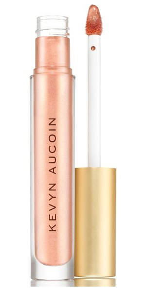 KEVYN AUCOIN BEAUTY space. nk. apothecary  liquid lip molten metals - What it is: A high-impact, metallic liquid lip color for...