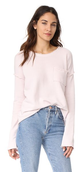 Knot Sisters natalia sweatshirt in dusty pink - This loose Knot Sisters sweatshirt is composed of...