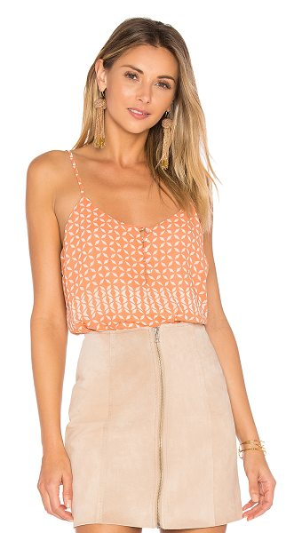 L'ACADEMIE x REVOLVE The Button Cami in pink - A closet staple gets a re-do with The Button Cami by...
