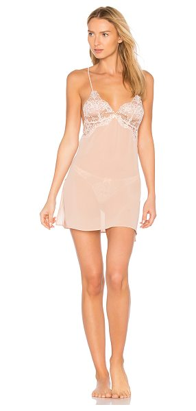 L'Agent by Agent Provocateur Angelica Slip in beige