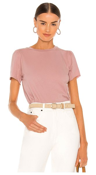 LAmade brentwood tee in mauve