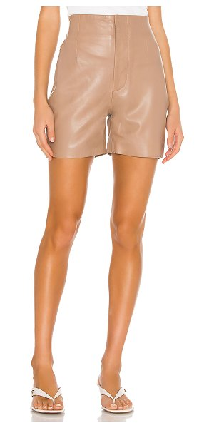 LaMarque bernice shorts in camel
