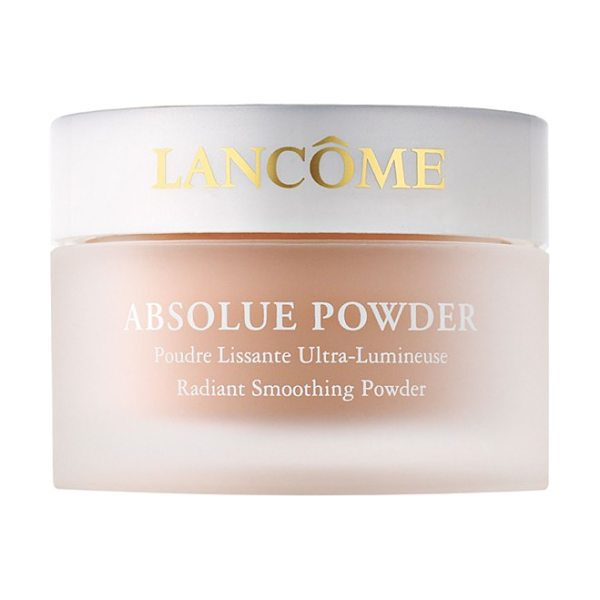 Lancome absolue powder radiant smoothing powder in absolute golden - What it is: A powder that leaves skin even-toned and...