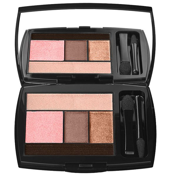 Lancome color design eyeshadow palette in sienna sultry