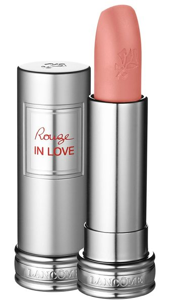 Lancome Rouge in love lipstick in lasting kiss - True love stays and never fades. Finally, the long-wear...
