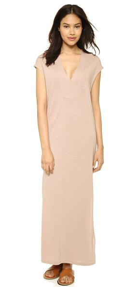 Lanston Caftan maxi dress in blush - Exclusive to Shopbop. A soft Lanston maxi dress with a...