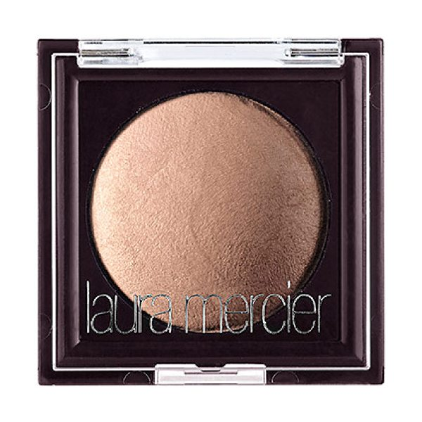 Laura Mercier baked eye colour - wet/dry cameo 0.06 oz/ 1.80 g