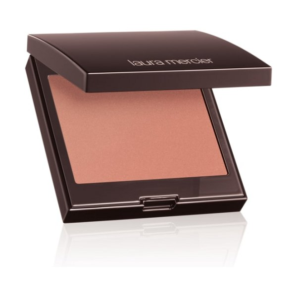 Laura Mercier blush colour infusion powder blush in chai - What it is: A long-wearing, sheer powder blush that...