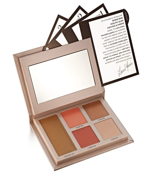 LAURA MERCIER Bonne mine healthy glow for face & cheeks creme colour palette - Bonne Mine creme color palette features a blend of creme...