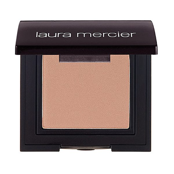 Laura Mercier eye colour cashmere 0.09 oz/ 2.6 g - A single eyeshadow offered in three formulas. Laura...