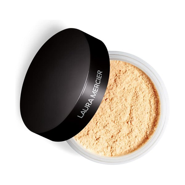 Laura Mercier translucent loose setting powder in honey