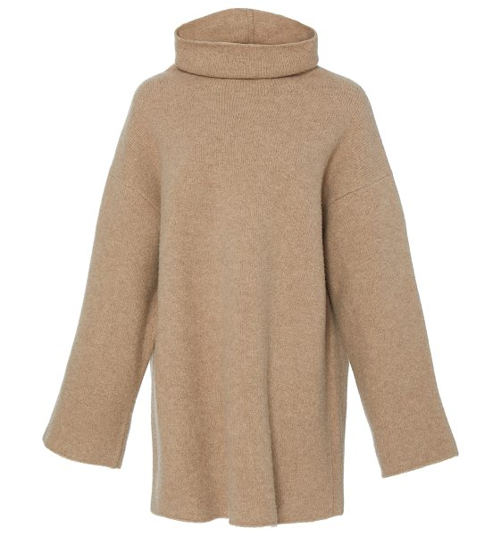 LAUREN MANOOGIAN Funnel Pullover Sweater - This *Lauren Manoogian* Funnel Pullover Sweater features...