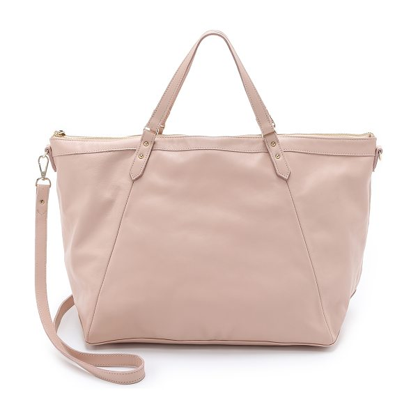 LAUREN MERKIN Nina tote - A large, slouchy Lauren Merkin Handbags tote in smooth...