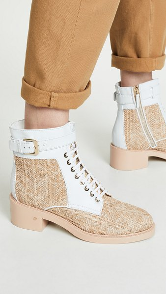 Laurence Dacade solene boots in natural