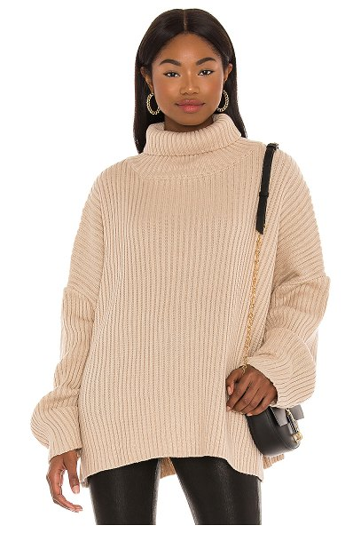 LBLC The Label casey sweater in oatmeal