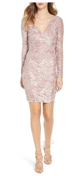 Leith floral velvet dress in tan antler - Sumptuous velvet textures the vintage-inspired floral...