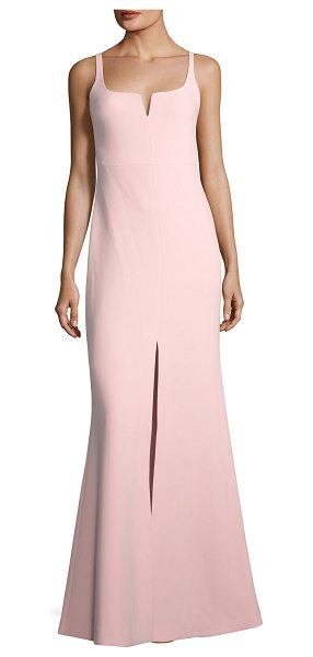 """LIKELY Constance Sleeveless Trumpet Evening Gown - Likely """"Constance"""" evening gown. Sweetheart neckline...."""