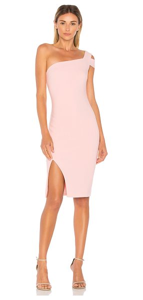 LIKELY Packard Dress in peony - Self: 73% poly 22% rayon 5% spandexLining: 100% poly....