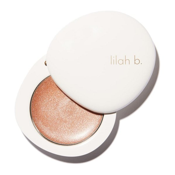 Lilah B. divine duo(tm) lip & cheek in b. dazzling (champagne shimmer