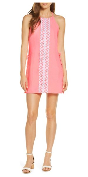 Lilly Pulitzer lilly pulitzer pearl romper dress in pink