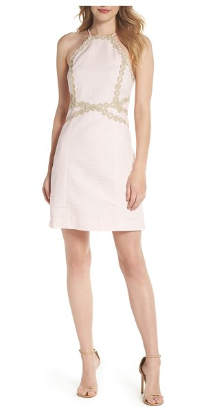 Lilly Pulitzer lilly pulitzer pearl shift dress in pink
