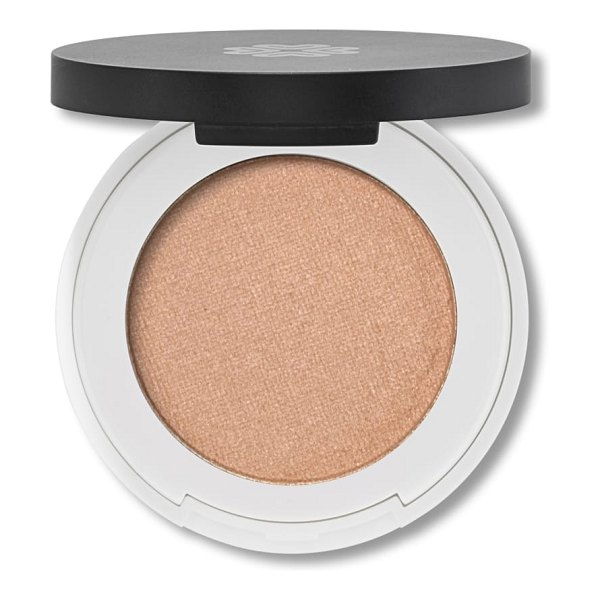 LILY LOLO pressed eyeshadow in buttered up - What it is: A silky-smooth and highly pigmented pressed...