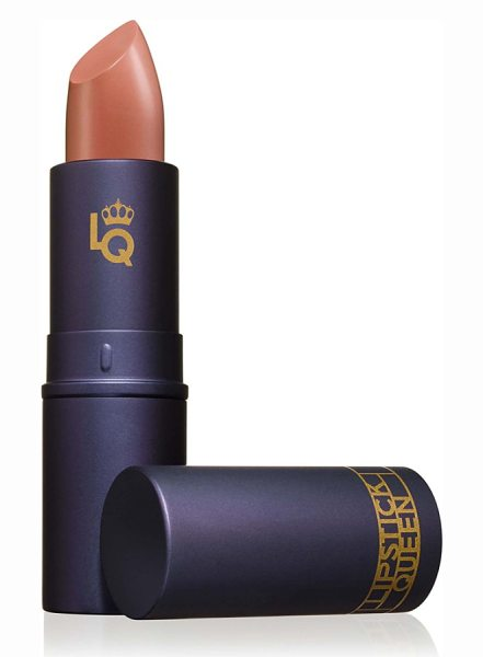 Lipstick Queen space. nk. apothecary  sinner lipstick in peachy nude - What it is: An ultimate full-coverage matte lipstick...