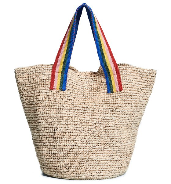 rainbow handle oversized tote - Nude & Neutrals Loeffler Randall For Sale Cheap Real C977NVWc