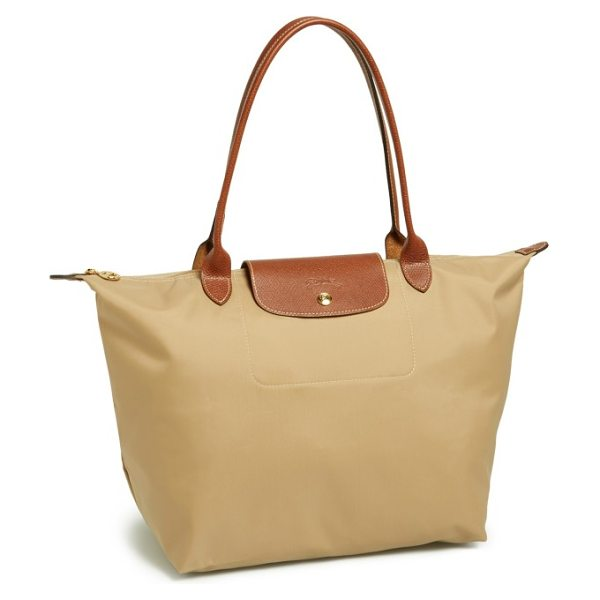 LONGCHAMP 'large le pliage' tote - A customer-favorite, water-resistant nylon tote is...